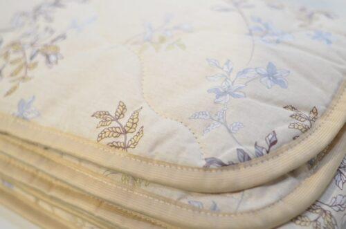 Одеяло детское овечья шерсть 110х140