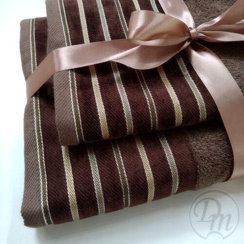 Махровые полотенца набор Турция