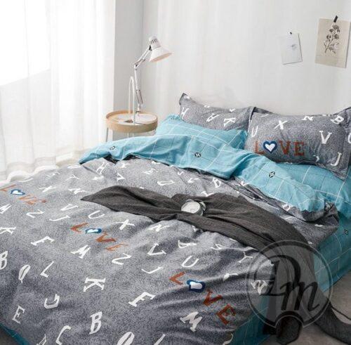 сатин комплект постельного белья купить